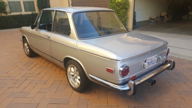 rare 1973 bmw 2002 tii roundie for sale bmw 2002 tii. Black Bedroom Furniture Sets. Home Design Ideas