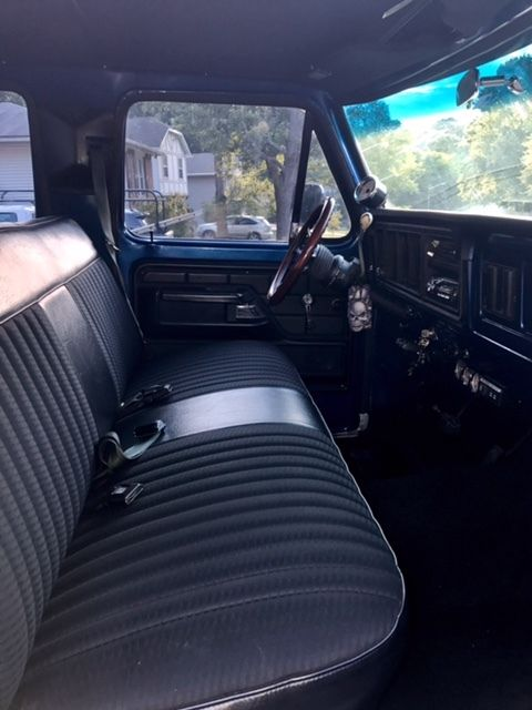 Rare 1977 Ford F 250 Four Door California Truck For Sale