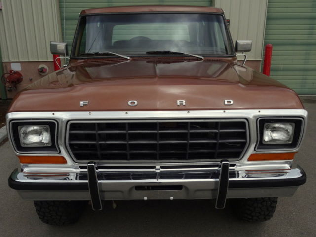 RARE 1978 Ford Bronco Ranger XLT, 4x4, Low Mileage for ...