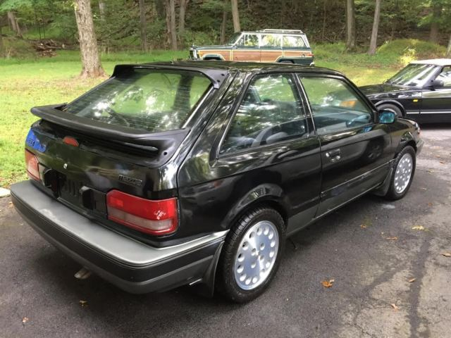 rare 1988 mazda 323 gtx turbo 4wd project rally autocross awd jdm old school bpt for sale. Black Bedroom Furniture Sets. Home Design Ideas