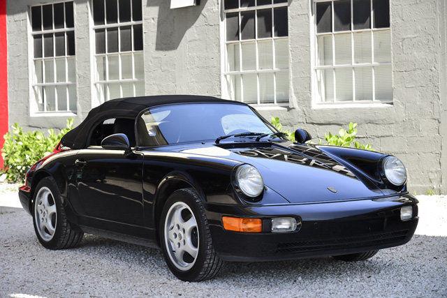 rare 1994 964 porsche speedster 20k miles for sale porsche 911 911 speedster 964 1994 for sale. Black Bedroom Furniture Sets. Home Design Ideas