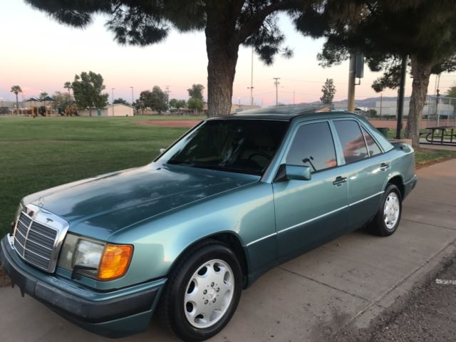 Rare 400e low 92k mile rust free az car survivor needs for Motor mile auto sales