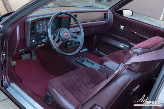 Rare Cool Sport Luxury 1987 Monte Carlo Ss Aerocoupe For Sale Chevrolet Monte Carlo Ss