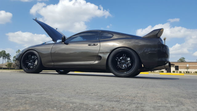 rare hardtop anthracite supra 1400hp for sale toyota supra 1993 for sale in houston texas. Black Bedroom Furniture Sets. Home Design Ideas