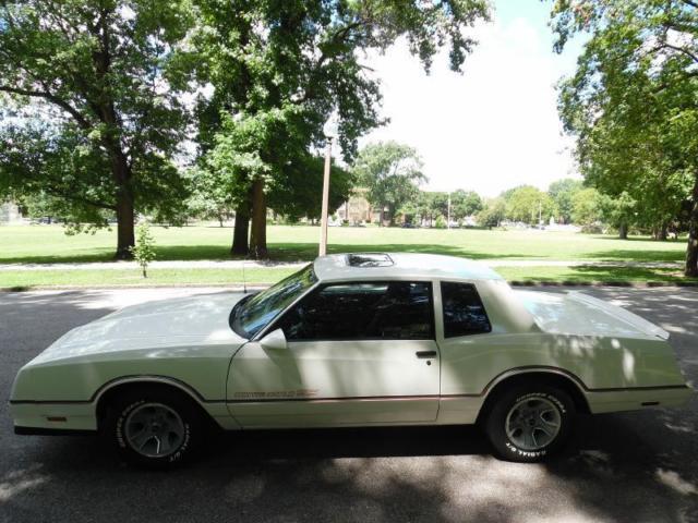 Rare True 1986 Ss Chevrolet Monte Carlo Base Coupe 2 Door