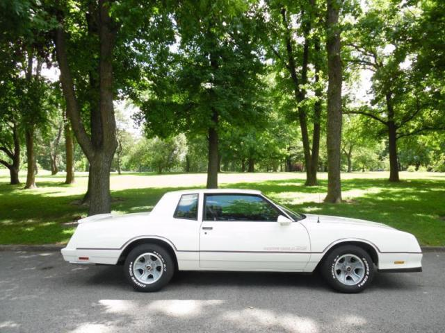 Rare True 1986 Ss Chevrolet Monte Carlo Base Coupe 2 Door