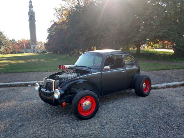 rat rod ,hot rod resto mod, street rod v8 bug supercharged 350 chevy for sale - Volkswagen ...