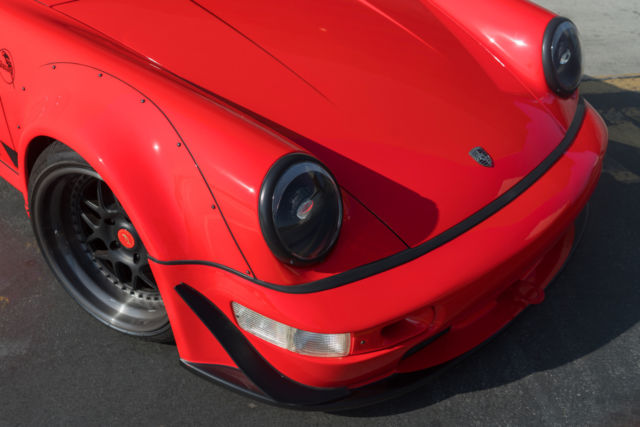 Rauh Welt RWB 1989 Porsche 911 964 Carrera 4 3.6L Turbo ...