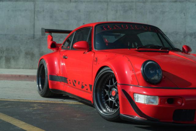 Rauh Welt Rwb 1989 Porsche 911 964 Carrera 4 3 6l Turbo