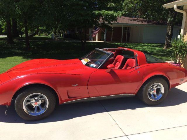 red t top 1979 corvette for sale chevrolet corvette 1979 for sale in huntsville alabama. Black Bedroom Furniture Sets. Home Design Ideas