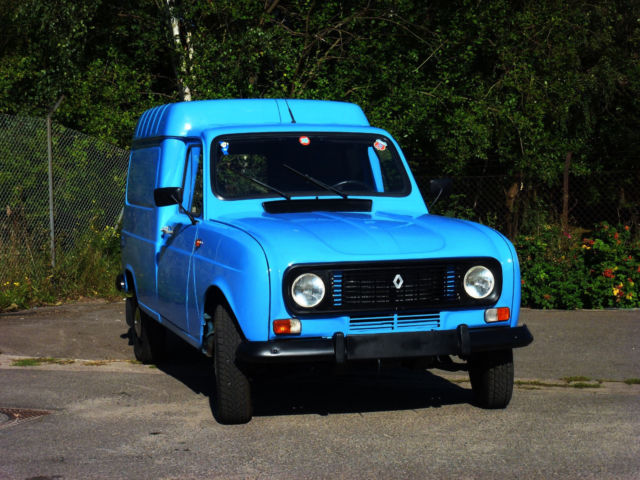 Cars For Sale Los Angeles >> Renault R4/F6 - RARE!! for sale - Renault Other 1980 for ...