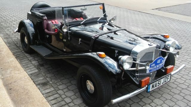 Replica kit makes for sale mercedes benz 1929 ssk 1929 for Mercedes benz for sale in memphis tn