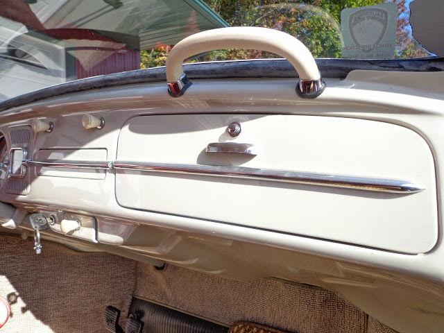 Restored 1965 Vw Bug Beetle Custom Show Car 2275cc