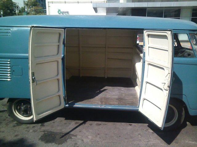 Restored German Made 1958 VW Barn Door Split Panel Bus for ...