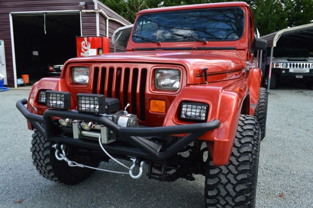 restored jeep wrangler renegade yj all new components very nice look for sale jeep renegade. Black Bedroom Furniture Sets. Home Design Ideas