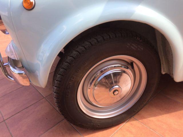 restored six months ago in italy a 1971 fiat 500l cabrio Fiat 500 4 Door Fiat 500 4 Door