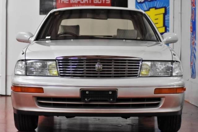 RHD 1993 Toyota Crown JDM 41,000 Miles 2JZ Engine! NO