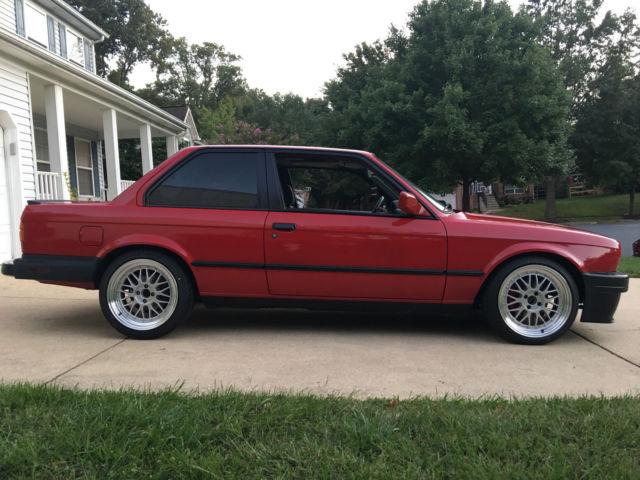 S52 Swap E30 BMW