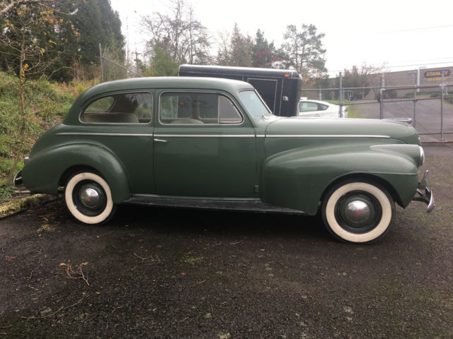Series 70 2 door sedan original unrestored condition for for 1940 oldsmobile 4 door sedan