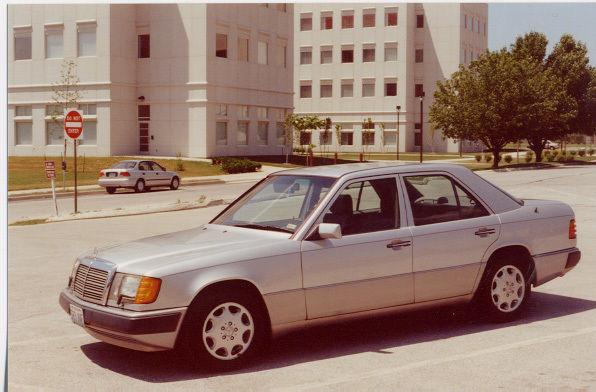 Silver mercedes 400e sedan for sale mercedes benz 400 for Mercedes benz springfield missouri