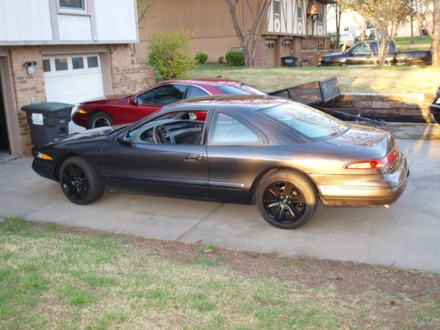 Muscle Cars With Good Gas Mileage >> Slightly customized, low mileage luxury muscle. for sale - Lincoln Mark Series 1994 for sale in ...
