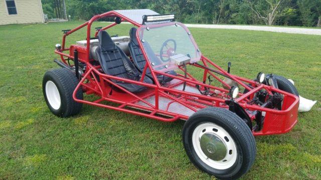 street legal titled dune buggy sand rail vw Volkswagen 1600cc for