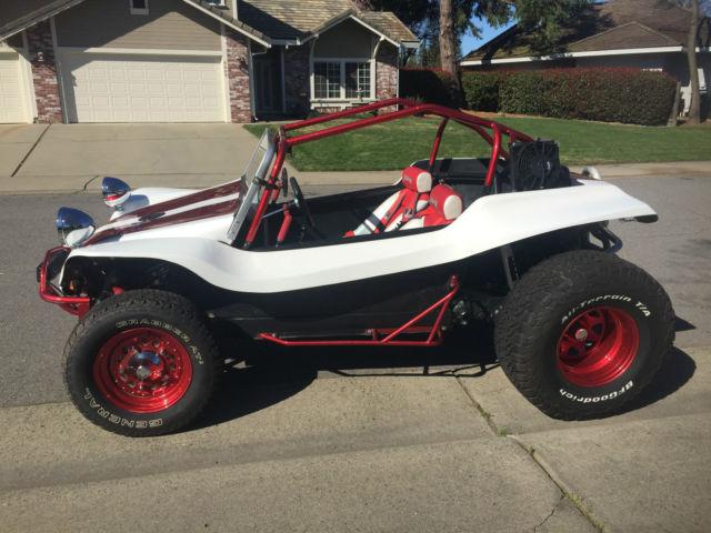 Street Legal Vw Manx Dune Buggy Baja For Sale Volkswagen
