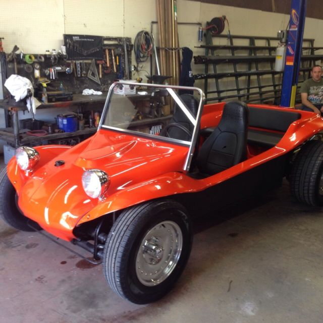 street legal vw manx style dune buggy better than a razor