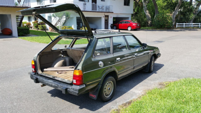 Subaru Gl For Sale Subaru Other 1983 For Sale In