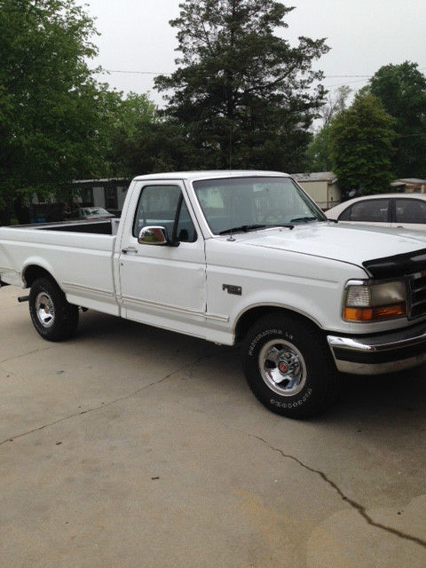 super clean 1994 ford f 150 long bed pickup truck 00 commerce georgia for sale ford f 100. Black Bedroom Furniture Sets. Home Design Ideas