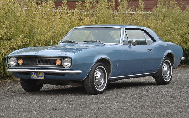 Super original 67 camaro 2 family owned unaltered 92k for Motor mile auto sales