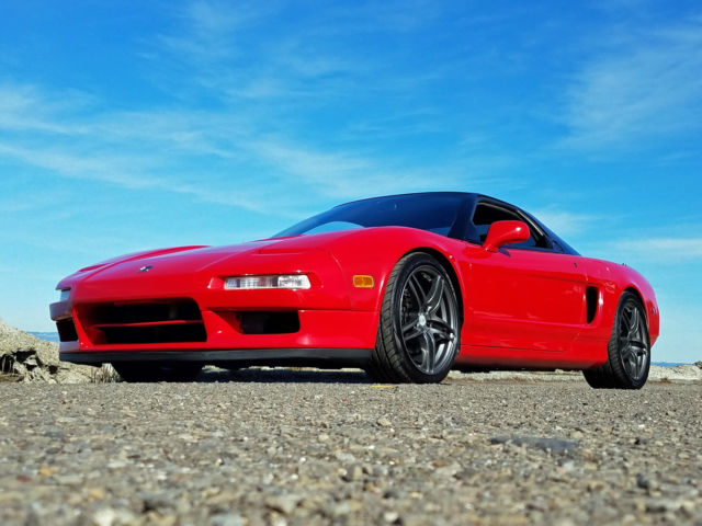 superb and stunning 1992 acura nsx na2 5 speed 3 0 coupe with tasteful upgrades for sale. Black Bedroom Furniture Sets. Home Design Ideas