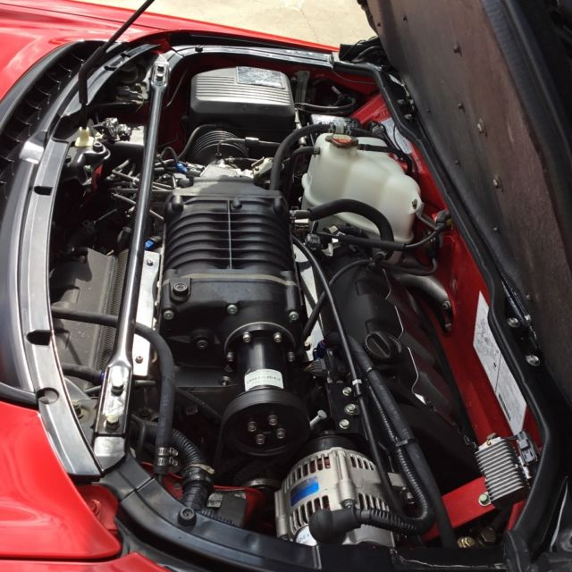 Supercharged NSX, 39,000 Miles, Excellent Condition For