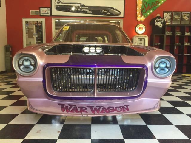 SURVIVOR*** 1971 Chevy VEGA ISCA funny car for sale