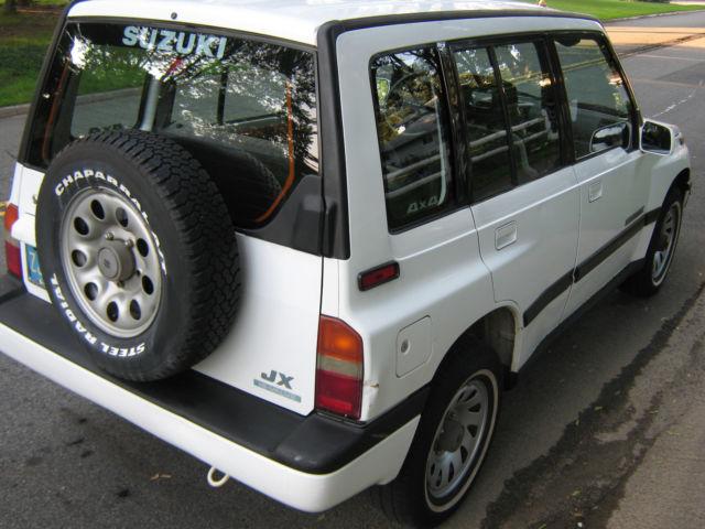 Suzuki Sidekick 4 Door 1994 For Sale Suzuki Sidekick