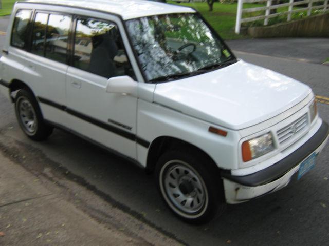 Suzuki Sidekick  Door