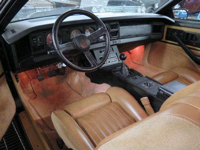 Top Firebird 355 Ram Air 5 speed manual for sale - Pontiac Trans Am