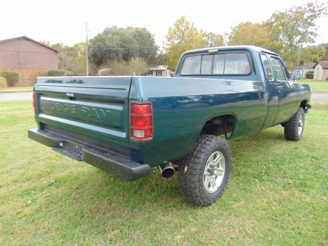 Texas 1993 Dodge Power Ram W250 Cummins 5 9 Diesel 12