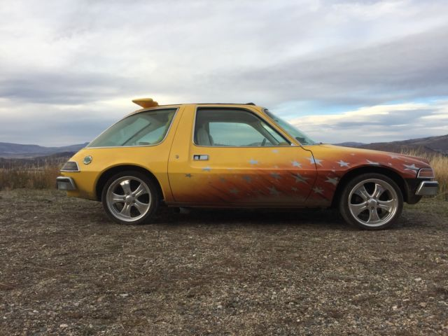 the pimp my ride pacer for sale amc pacer 1976 for sale in steamboat springs colorado united. Black Bedroom Furniture Sets. Home Design Ideas