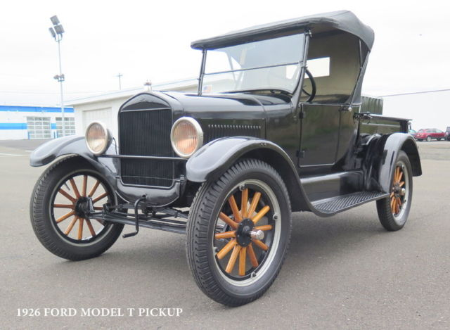 tin lizzie pickup truck for sale ford model t 1926 for sale in lansdale pennsylvania united. Black Bedroom Furniture Sets. Home Design Ideas