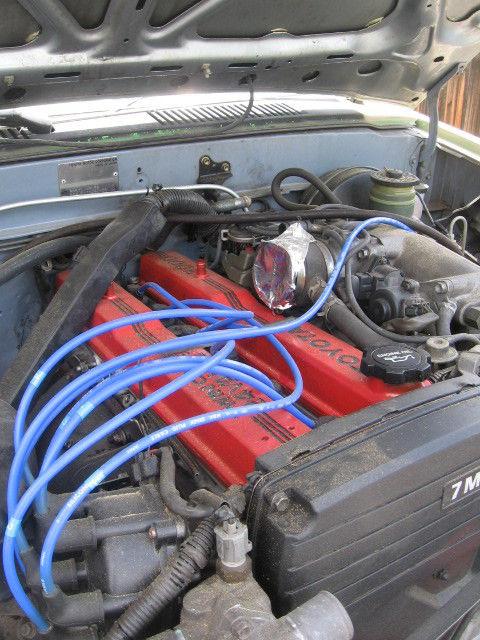 Toyota 4Runner solid axle swap, 7mge engine swap, locker