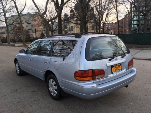 Toyota Camry Station Wagon Le Low Miles on V6 Cylinder Engine That Runs