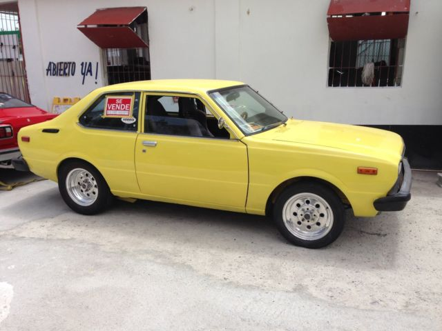 Toyota Corolla For Sale >> Toyota Corolla for sale - Toyota Corolla 1979 for sale in Yabucoa, Puerto Rico, United States