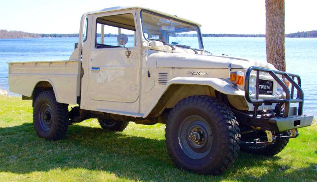 Toyota Diesel Pickup Land Cruiser HJ45 FJ45 FJ40 BJ42 BJ40