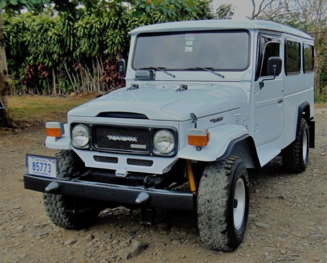 Toyota Land Cruiser FJ40 FJ45 DIESEL Troopy Troop