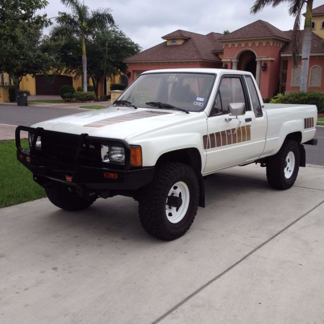 TOYOTA PICKUP XTRACAB SR5 4WD 1984 for sale - Toyota Pickup