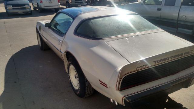 Trans Am Pace Car For Sale Pontiac Trans Am Pace Car