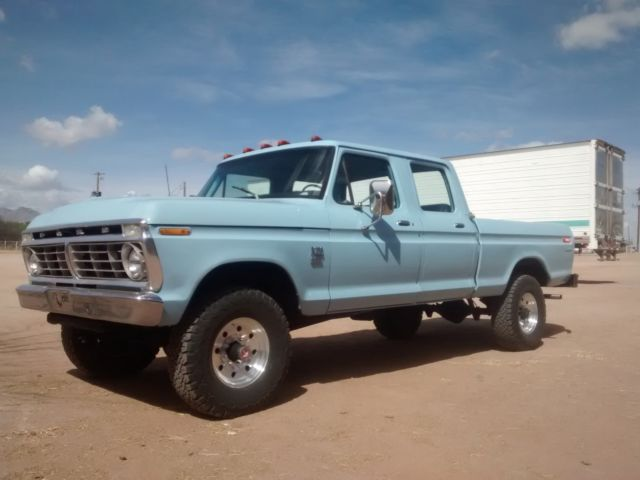Crew Cab Box Truck For Sale >> Truck F250 4x4 Crew Cab 1973 highboy for sale - Ford Other Pickups F250 1973 for sale in Rio ...