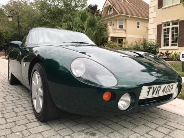 tvr griffith 400 rhd 1992 rare pre cat model v8 5 speed. Black Bedroom Furniture Sets. Home Design Ideas