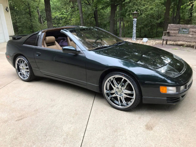 twin turbo 61k original mile twin turbo nissan 300zx for sale nissan 300zx 1994 for sale in. Black Bedroom Furniture Sets. Home Design Ideas